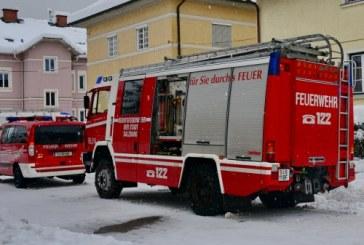 Küchenbrand / AT Salzburg