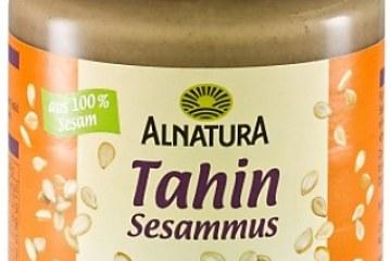 Rückruf: Alnatura Tahin (Sesammus)