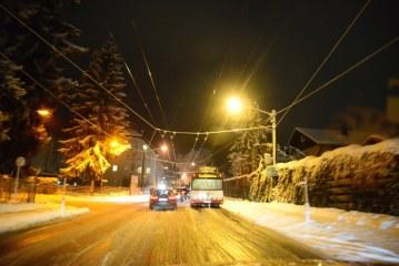 Schnee und Glatteis / AT Salzburg