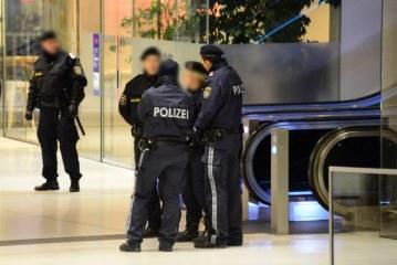 Bombenalarm am Hauptbahnhof / AT Salzburg
