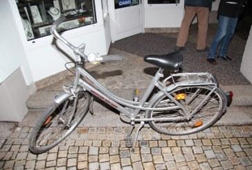 Einbrecher von Passanten gestört / DE Bad Reichenhall