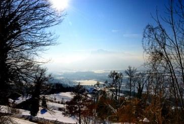 Sonne und Schnee / AT Gaisberg