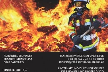 Feuerwehrball der FF Itzling / AT Salzburg