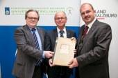 Historische Krankenakten der CDK für die Nachwelt gesichert / AT Salzburg