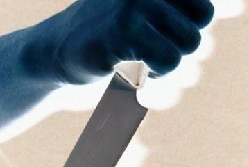 Auseinandersetzung mit Messer / DE Bergen