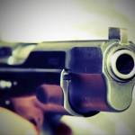 Schüsse auf Parkplatz vor Schnellimbiss / AT Wien