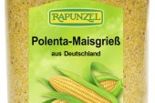 Produktrückruf Rapunzel Maisgrieß Polenta und Minutenpolenta