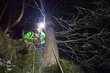Bergwacht rettet 2 amerikanische Touristen / DE Schönau am Königsee