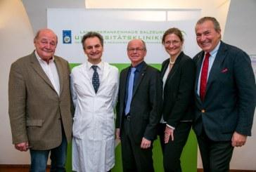 Menschlichkeit und Effizienz in der Behandlung von Krebspatienten / AT Salzburg