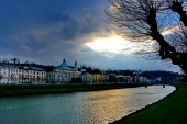 Wetterbilder aus Salzburg / AT Salzburg