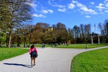 Hellbrunn am Wochenende / AT Salzburg