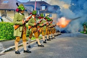 Tag 3 der Feier 100 jährigen Bestehen der FF Scheffau / AT Salzburg