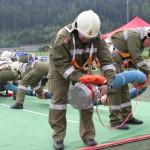 Leistungswettbewerb des Landesfeuerwehrverband / AT Ramingstein