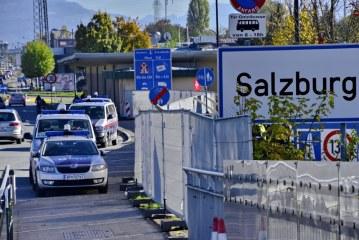 Transitquartier an Grenze zu Freilassing auf Rufbereitschaft reduziert / AT Salzburg