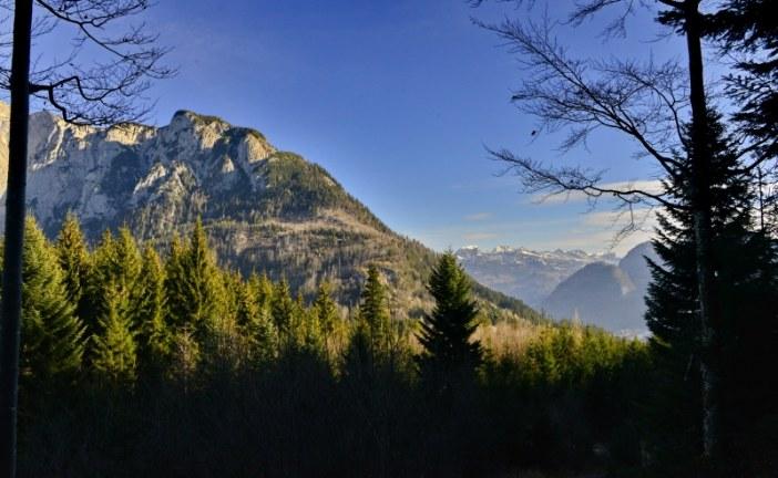 Tressenstein, Blick auf das Ausserland / AT Steiermark