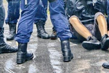 Verletzte Polizisten – Regierung darf Exekutivbeamte nicht länger im Regen stehen lassen / AT Wien
