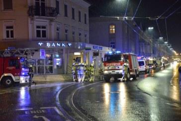 Video Wohnungsbrand in Maxglan / AT Salzburg