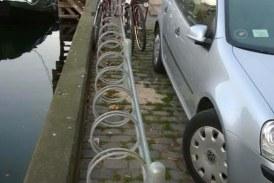 Radfahrer unerwünscht?