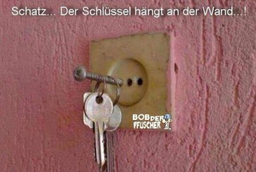Schlüsselbrett