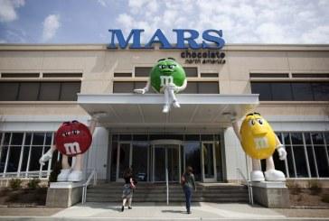 Mars, Incorporated wird alle künstlichen Farbstoffe aus seinem Lebensmittelangebot entfernen