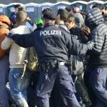 Bevölkerung bildet sich Verschlechterung der Sicherheitslage nicht nur ein / AT Wien