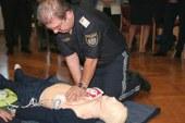 Defibrillatoren für Polizeifahrzeuge / AT Burgenland