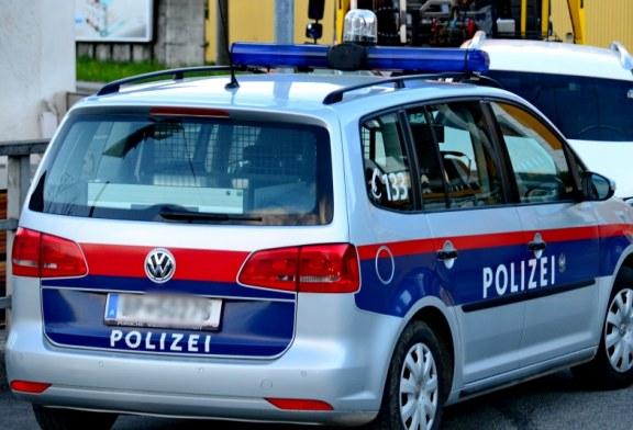 08.12.2018 AT Wien: Tätlichkeit gegenüber Organ der Parkraumüberwachung