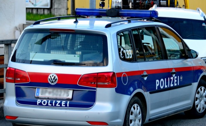 04.01.2018 AT Graz: Raubüberfall