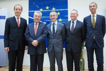 Empfang zum Europatag mit Bundespräsident Heinz Fischer / AT Wien