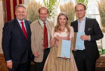 Brau Union Österreich lud zur feierlichen Gala rund ums Bier / AT Wien