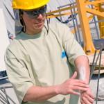 AUVA: Sonnenschutz auch bei der Arbeit! / AT