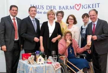 Haus der Barmherzigkeit Stephansheim feiert 10 Jahre Hospiz / AT Wien