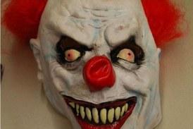 """Sicherstellung einer """"Horror-Clownmaske"""" / AT Feldkirchen"""