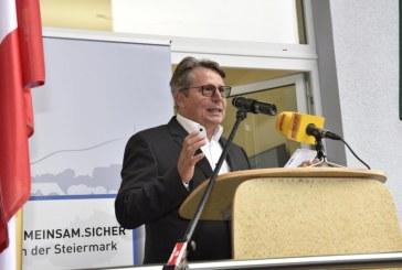 1. Sicherheitsinformationszentrum (SINFO) eröffnet / AT Graz