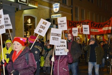 13.12.2018 AT Salzburg: 2. Donnerstag-Demo
