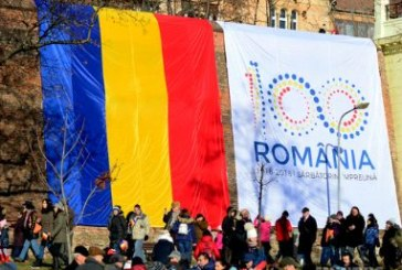 """01.12.2018 RO """"100 Jahre – Rumänien erklingt vor Freude"""""""