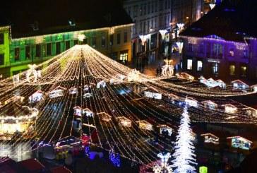 05.12.2018 RO Hermanstadt: Besuch auf dem Weihnachtsmarkt