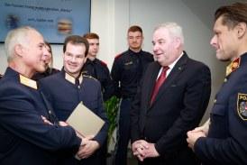 21.01.2019 AT Graz: neue Ausbildungsstätte für Polizisten