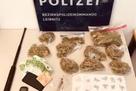 05.01.2019 AT Graz: Festnahme eines Drogenhändlers