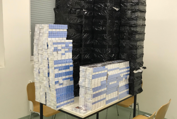 31.01.2019 AT Bezirk Hartberg: Mutmaßliche Zigarettenschmuggler festgenommen