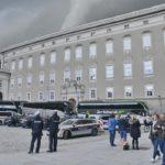 09.05.2019 AT Salzburg: EURAC 2019 die Konferenz der Luftwaffenchefs von 28 Nationen