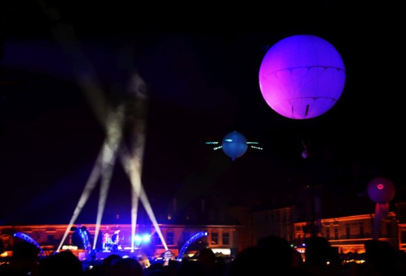 15.06.2019 RO Sibiu: Sommerfeste der Superlative