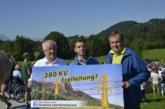 15.09.2019 AT Koppl: Bürgerinitiative gegen 380 kV Stromleitung