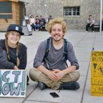 27.09.2019 AT Salzburg: Klimademo mit 4000 Teilnehmer