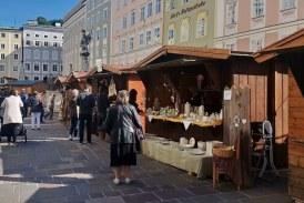 20.09.2019 AT Salzburg: Vorbereitung für den Rupertikirtag