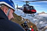 12.10.2018 AT  Plöckenpass: Bergsteiger stürzte ab