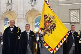 26.10.2019 AT Salzburg: Prozession des St. Georg Ordens