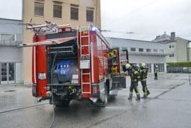 """05.10.2019 AT Salzburg: """"Wir gehen für Sie durchs Feuer"""" – Tag der offenen Tür"""