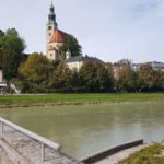 06.10.2019 AT Salzburg: Bootsalarm – Paddler in der Salzach