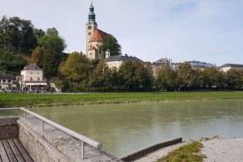 06.10.2019 AT Salzburg: Bootsalarm – Paddler in der Salzach